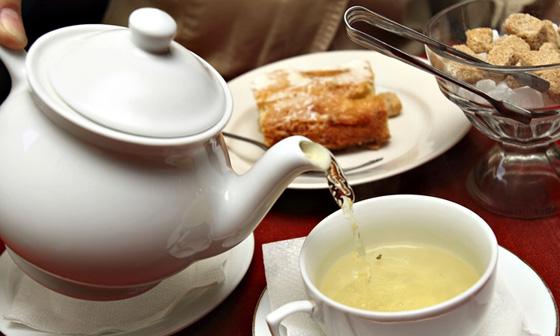 Tea Sparrow tea