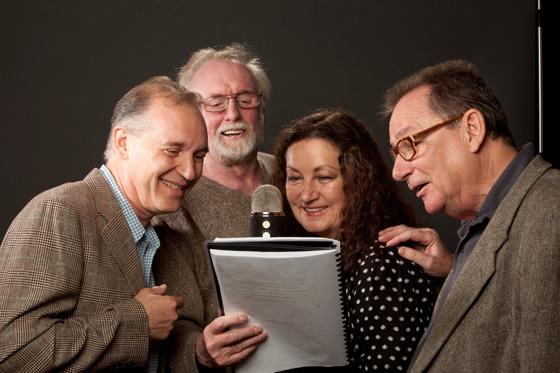 Adam Henderson, Director Duncan Fraser, Lee Van Paassen, William Samples