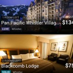 Hotel Tonight for iPhone, Android