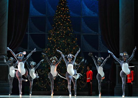 Mice RWB Company Dancers