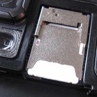 Micro SIM card inside slot/Galaxy S5