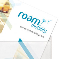Roam Mobility SIM card holder