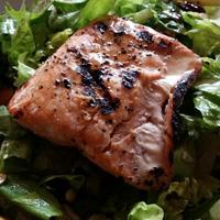 Saladworks BC salmon