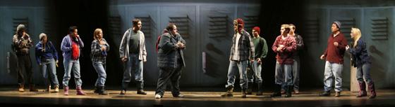 Vancouver Opera's Stickboy