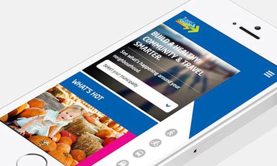 TravelSmart app screen