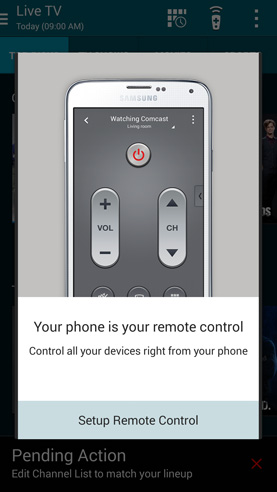 Your Phone Remote Control