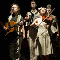Chelsea Hotel cast; Firehall Arts Centre