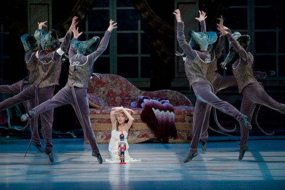 Goh Ballet's The Nutcracker