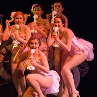 Crazy For You the Follies