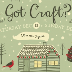 2014 Got Craft?Holiday Market Returns on December 13 and 14 to East Vancouver