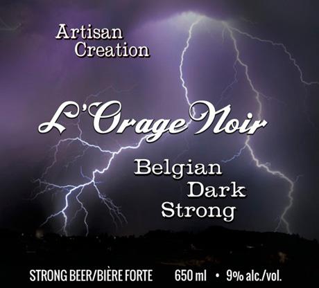 LOrage Noir Label
