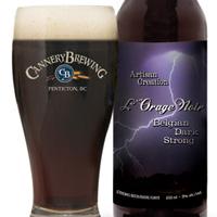 LOrage Noir beer