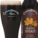 Now Sampling: Cannery Brewing Company's Maple Stout