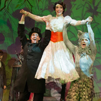Mary Poppins at the Arts Club Theatre