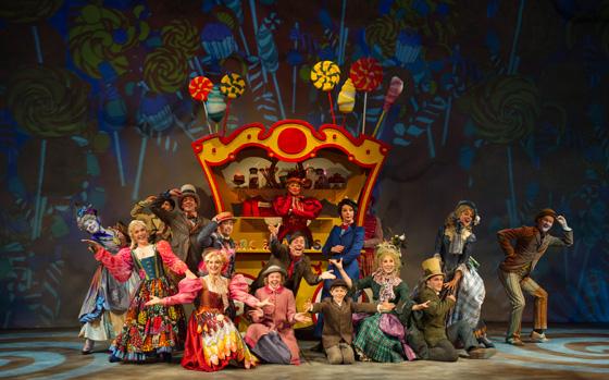 Mary Poppins cast