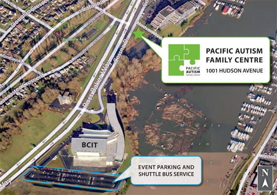 PAFC Site Location