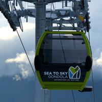 Sea to Sky gondola, Squamish, BC