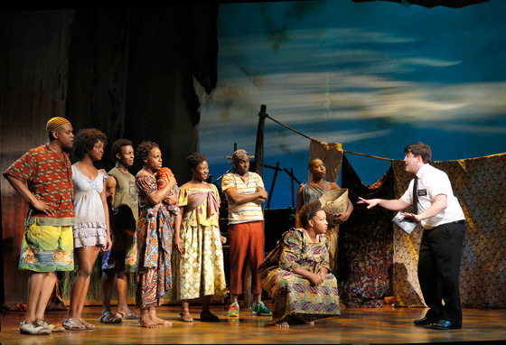 The Book of Mormon First National Tour