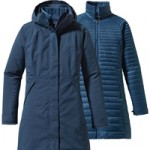 Patagonia's Vosque 3-in-1 Parka Offers Dry Warmth in Cold and Wet Conditions
