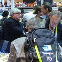 CES1 press events day 1