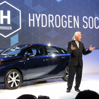 2015 CES Press Day with Dr. Michio Kaku
