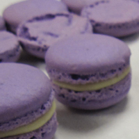 French Made Baking macarons