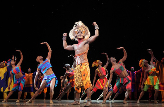 The Lion King national tour
