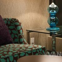 BLU Vancouver room detail