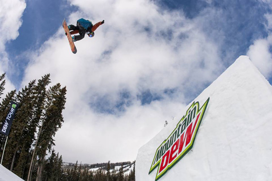 2015 Dew Tour Amateur Series