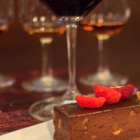 Dessert with The Dalmore