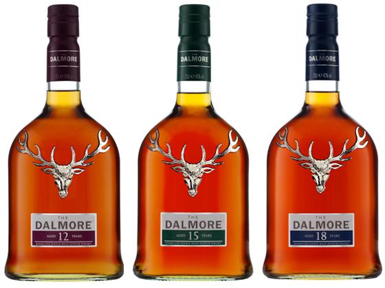 The Dalmore 12,15, 18