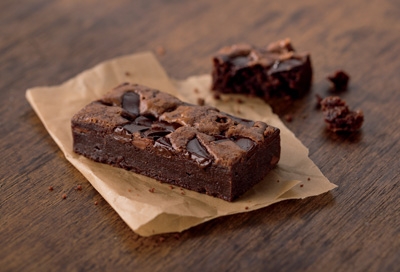 Starbucks Double Chocolate Brownie