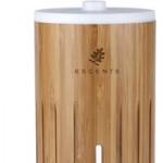 Contest: Win an Escents Aromatherapy Lotus Ultrasonic Diffuser Plus Love Aroma Blend Oil