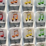 Happy Plugs: A Colourful Accessory Line for Smart Phones & MP3 Players