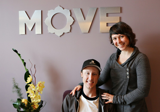 MOVE Studio, New West, BC