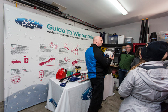 Ford Car Care Clinic