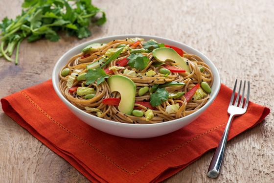 Catelli Chilled Noodle with Ginger Wasabi Dressing