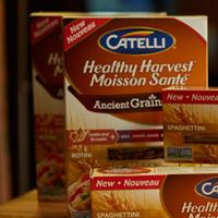 Catelli Healthy Harvest Ancient Grains pasta assortment