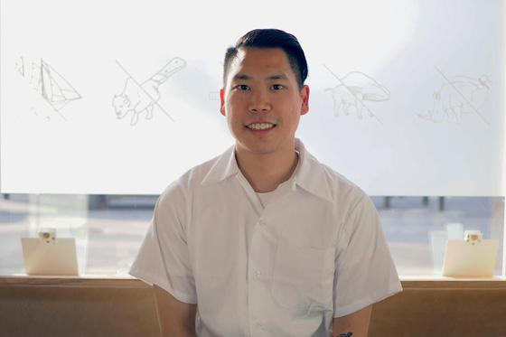 Chef Shin Suzuki PiDGiN
