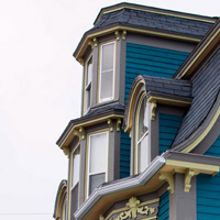 Lunenburg architecture