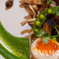 PiDGiN mushrooms and peas