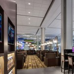 Experiencing Plaza Premium Lounge Upgrade at YVR's Domestic Terminal