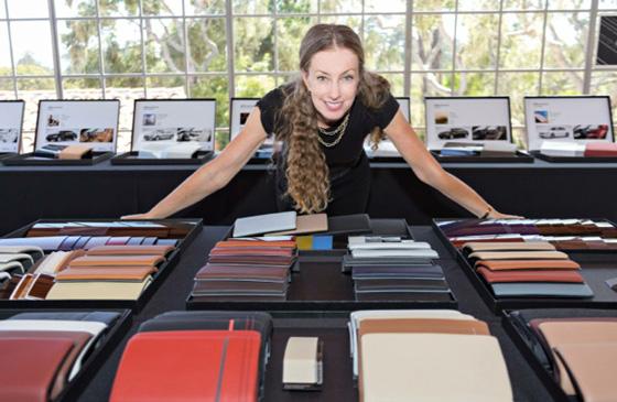 at BMW Group DesignworksUSA