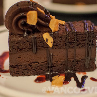 Savour's chocolate torte by Tess