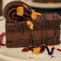 Savour's chocolate torte by Tess