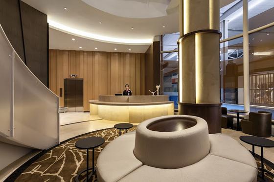 Plaza Premium Lounge at YVR