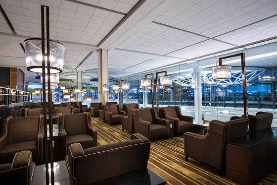 Plaza Premium Lounge at YVR