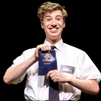 A.J. Holmes in The Book of Mormon