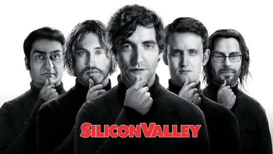 Silicon Valley cast