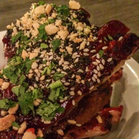 The Upton Char Siu ribs, Scottsdale